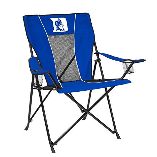 Logo Brands NCAA Duke Game Time Chair by Logo Brands