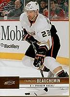 Hockey NHL 2012-13 Upper Deck #3 Francois Beauchemin Ducks