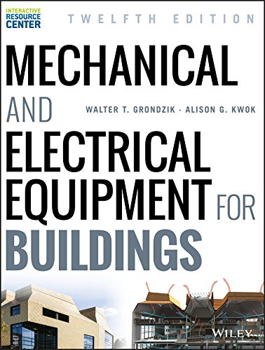 Pdf Home Mechanical and Electrical Equipment for Buildings