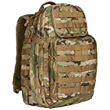 5.11 RUSH24 Tactical Backpack, Medium, Style 58601, MultiCam