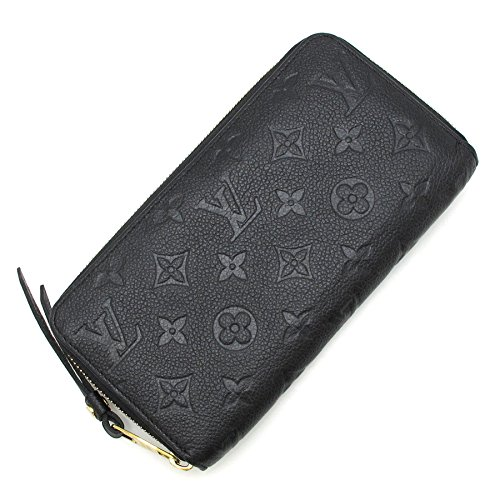 Louis Vuitton Monogram Empreinte Zippy Wallet M61864 -