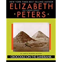 Crocodile on the Sandbank by Elizabeth Peters (2001-01-23)
