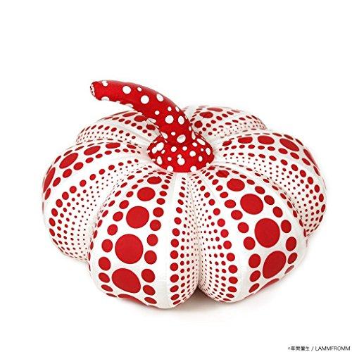 Pumpkin Sculpture - Yayoi Kusama Dots Obsession soft sculpture Pumpkin S size