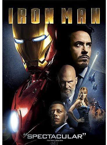 Iron Man (Single-Disc Edition) (Iron Man 1 2 3 Box Set)