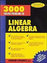 [FREE] 3,000 Solved Problems in Linear Algebra [E.P.U.B]