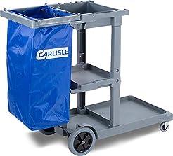 Carlisle JC1945S23 Polyethylene Short Pl...