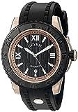 Gevril Men's 3115 Seacloud Analog Display Automatic Self Wind Black Watch