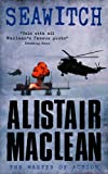 Front cover for the book Seawitch by Alistair MacLean