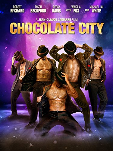 Chocolate City - White Chocolate Dvd