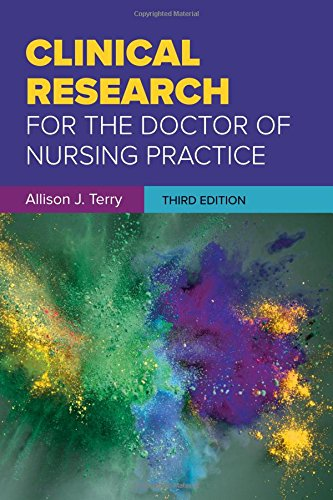 1284117588 - Clinical Research for the Doctor of Nursing Practice