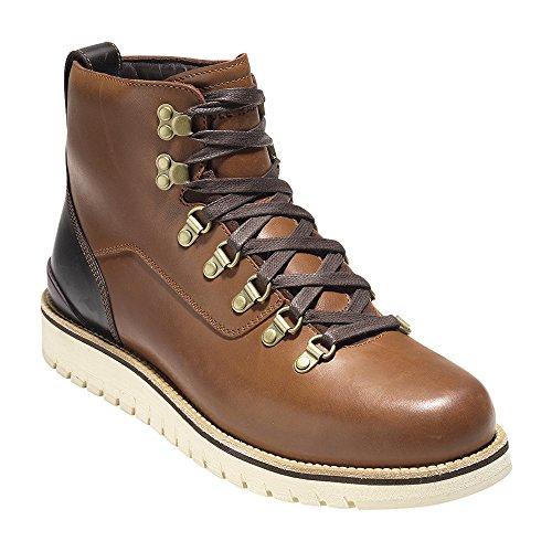 Cole Haan Men's Grandexplore Hiker WP Hiking Boot, Tan/Shopping Bag WP, 9.5 Medium - Men Shopping For