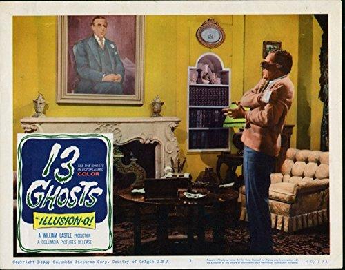 13 Ghosts (1960) Original Movie Poster