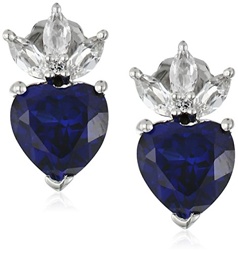 xpy-created-sapphire-heart-with-created-white-sapphire-marquise-drop-earrings