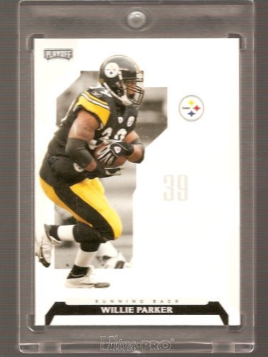 2006 Playoff NFL Football Card #66 Willie Parker ()
