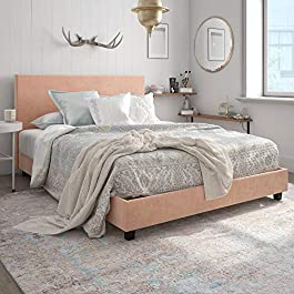 Carley Upholstered Bed