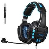Livoty G10 Stereo Surround Gaming Headset Headband MicHeadphone