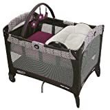 Amazon Price History for:Graco Pack 'N Play Playard w/ Reversible Napper & Changer Nyssa