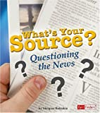 What's Your Source?, Stergios Botzakis, 1429619929