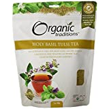 Organic Traditions Holy Basil Tulsi Tea, 200g