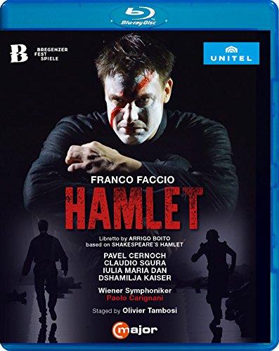 (Franco Faccio: Hamlet (Blu-Ray))