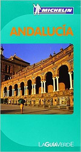 Andalucía Con Mapa Tráfico. Pack Guía Verde La Guía Verde Michelin: Amazon.es: Vv.Aa.: Libros