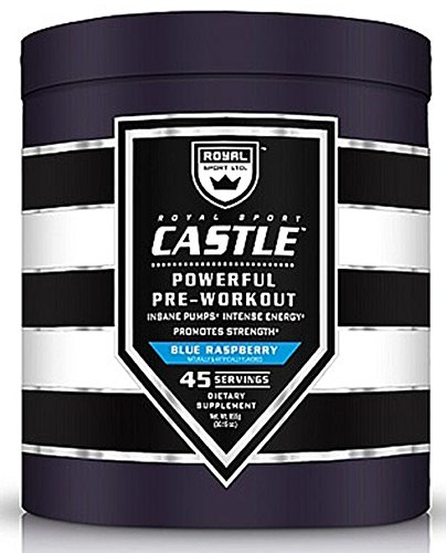Royal Sport Ltd. Castle Blue Raspberry 45 servings