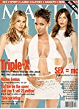 Maxim Magazine U.K.Edition (Halle Berry,Famke Janssen,October 2000)
