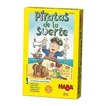 Haba Piratas De La Suerte 302252 Amazon Es Juguetes Y Juegos