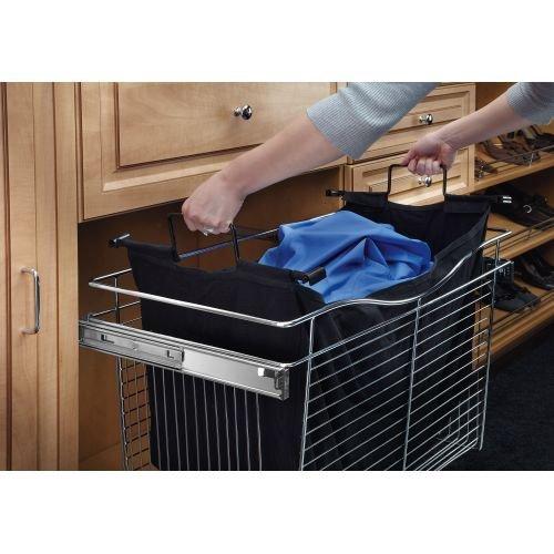 Rev-A-Shelf Hamper Bag Insert Closet,