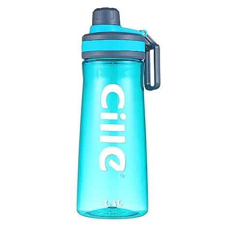 Botella deportiva de ,800ml, 1300ml, plástico Reutilizable a ...