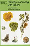 img - for Pollution Monitoring with Lichens (Naturalists' Handbooks) book / textbook / text book
