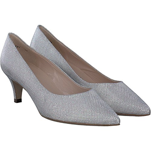Kaiser Peter Shoes 306 Court Silver 55191 Women's dXwXxqr