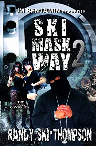 book cover of Ski Mask Way 2