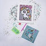 FIGHTA 5D Diamond Painting Kits for Kids Full Drill