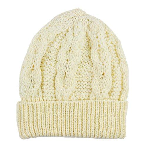 Merino Wool Ladies Hat Natural product image