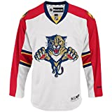 Florida Panthers NHL Youth Premier Stitched Alternate Team Jersey White