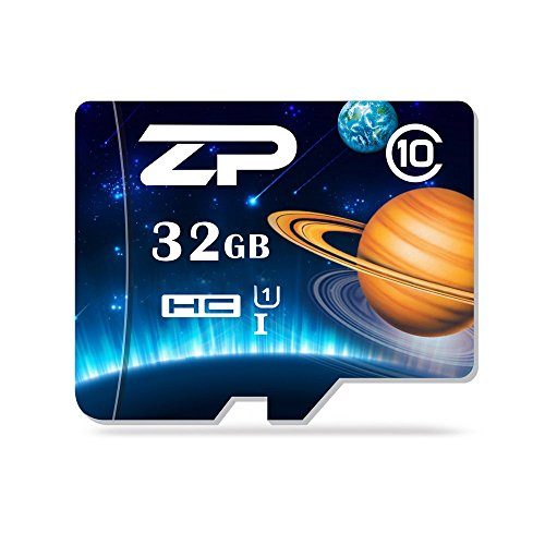 ZP Planet Micro SDXC Card Data Storage Gadget by Muicatte