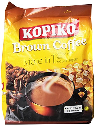 (Kopiko Instant 3 in 1 Brown Coffee - 30 Packets/Bag (26.5 Oz))