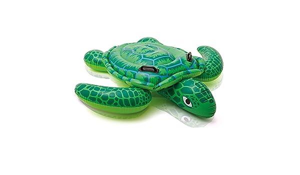 INTEX Figura Tortuga Hinchable: Amazon.es: Juguetes y juegos