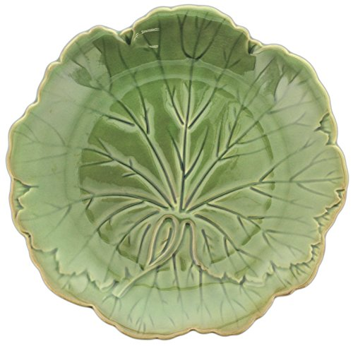 "Park Hill 8"" Decorative Ceramic Leaf Plate for sale  Delivered anywhere in USA"