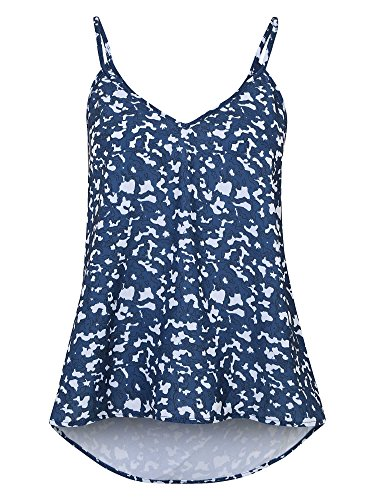 THE FIFTH LABEL Top Mujer Azul