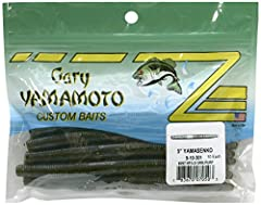 The one that started the soft-plastic stick bait revolution. Loaded with salt to both add weight and flavor, the Senko has consistently been a top producer in the professional circuits. Can be rigged several different ways. The Senko wiggles ...