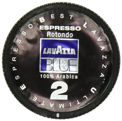 Lavazza Blue Capsules - Rotondo Bi-Dose, 100-Count