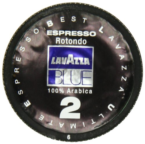 Lavazza BLUE Capsules, Espresso Rotondo 2 Coffee Blend, Dark Roast, 28.2-Ounce Boxes (Pack of 100) by Lavazza (Image #4)