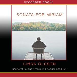 Sonata for Miriam Audiobook