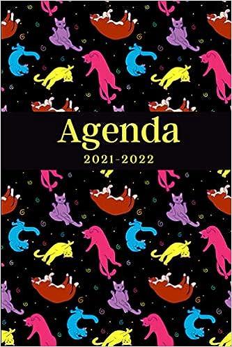 Agenda 2021 2022: Regalo di Natale, Nuovo Anno per Gli Amanti
