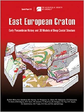 East European Craton: Early Precambrian History and 3D Models of Deep Crustal Structure (CD-ROM included)