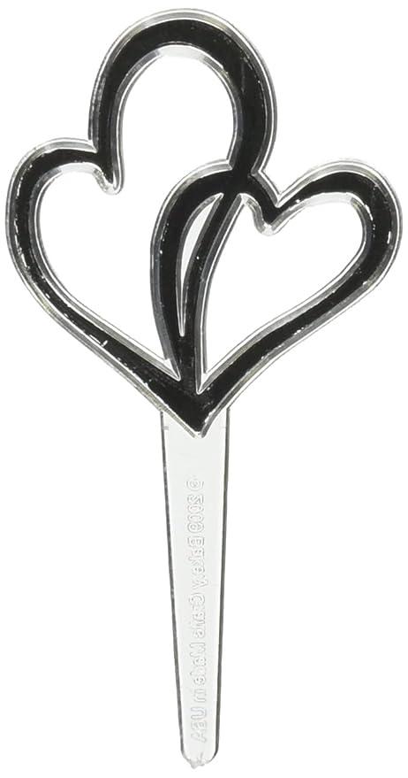 Amazon Oasis Supply Cupcakecake Double Heart Wedding Picks 2