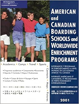 American and Canadian Boarding Schools and Worldwi