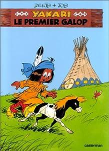 """Afficher """"Yakari. n° 16 Le Premier galop"""""""